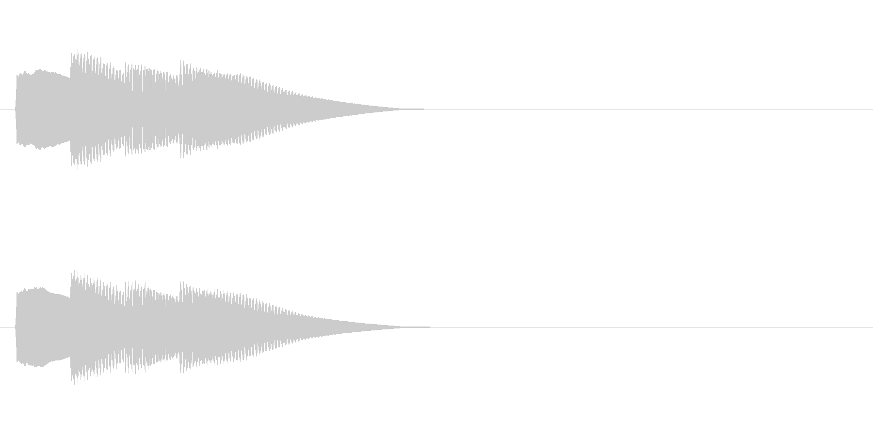【正解02-2】の未再生の波形
