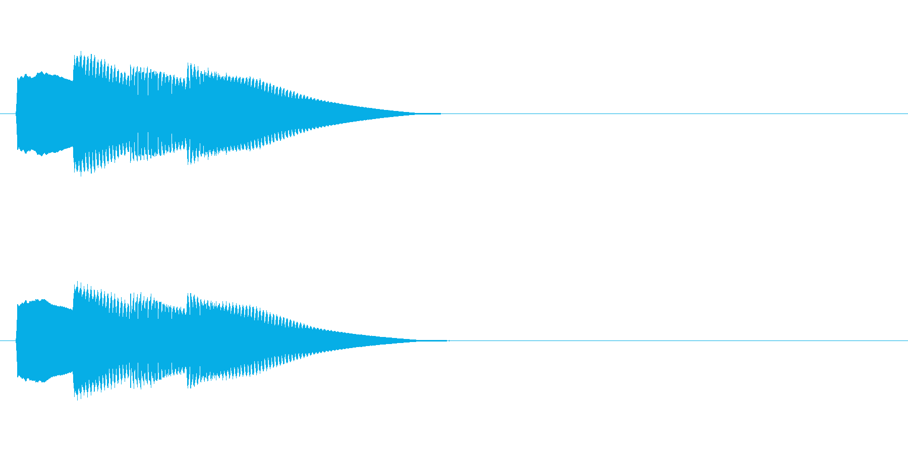 【正解02-2】の再生済みの波形