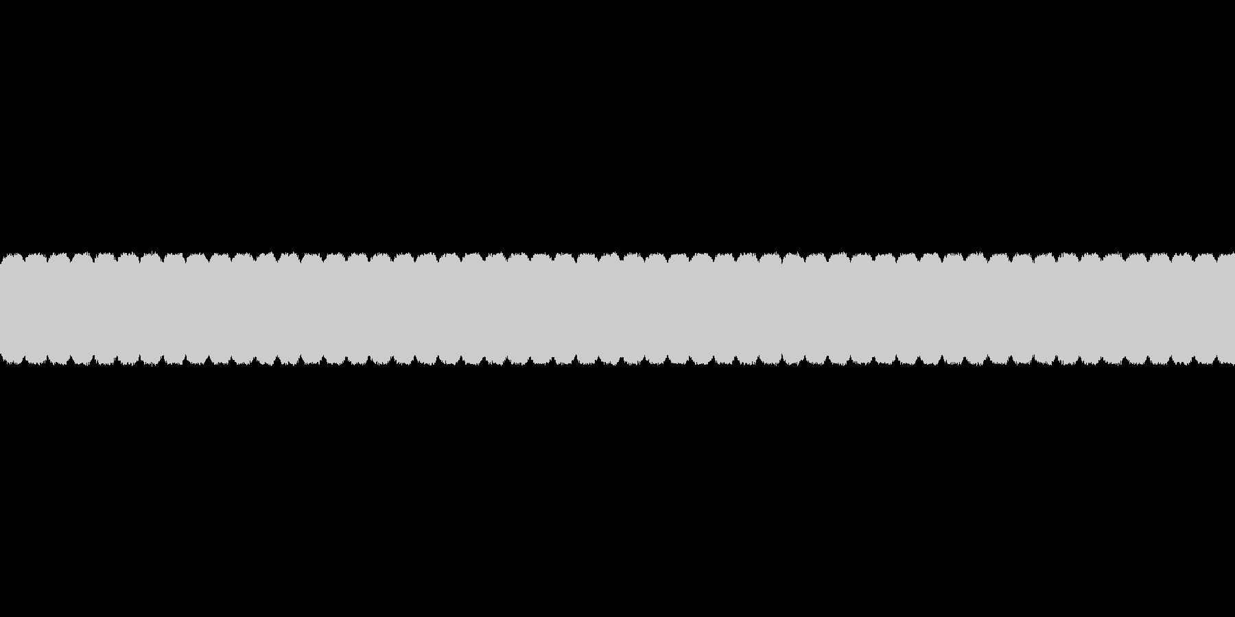 【ループ】女の子に持たせたいレーザーの音の未再生の波形