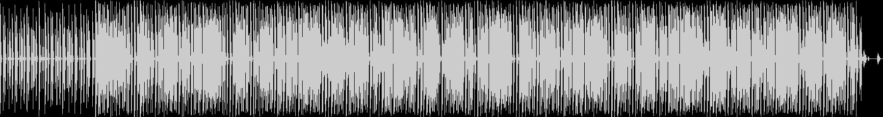 夏にピッタリ♫reggae 01 の未再生の波形