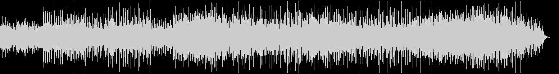中央アジア シルクロード 民族+電子音楽の未再生の波形