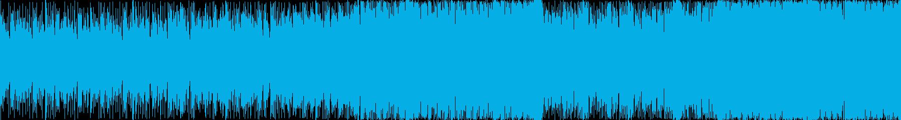 8bit音源 空を駆ける飛行艇 LOOPの再生済みの波形