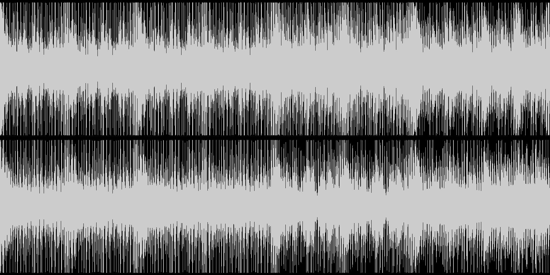 和太鼓ビート 三味線 殺陣 立廻りの未再生の波形