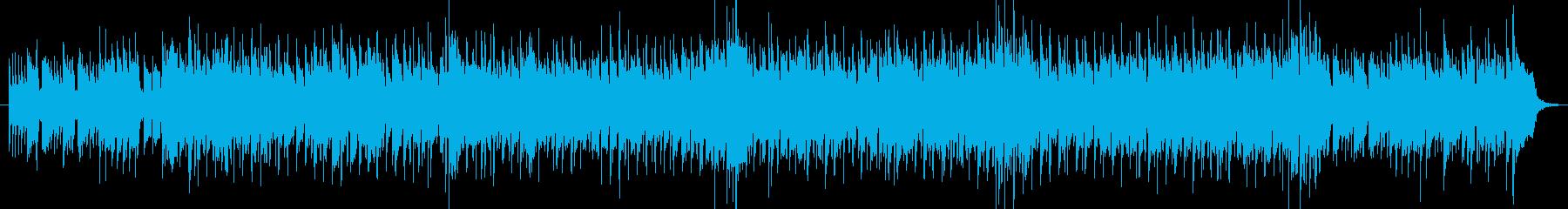 わくわくナイスなスィング曲の再生済みの波形