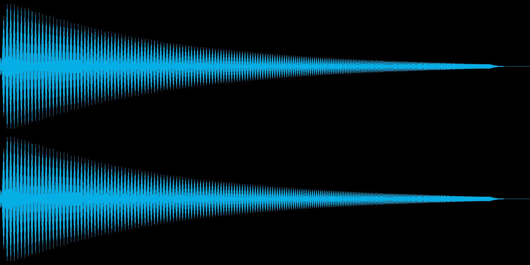 ジャンプ (ピィーン)の再生済みの波形