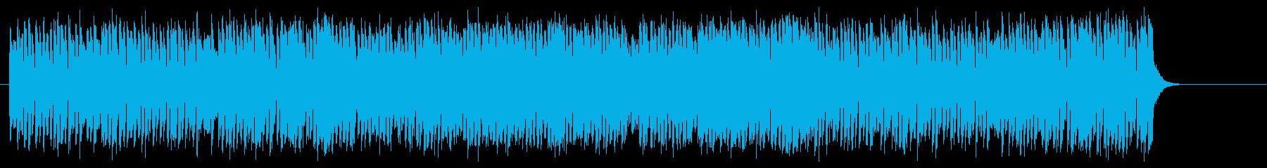 爽快な8ビート・ポップス(イントロ~…)の再生済みの波形
