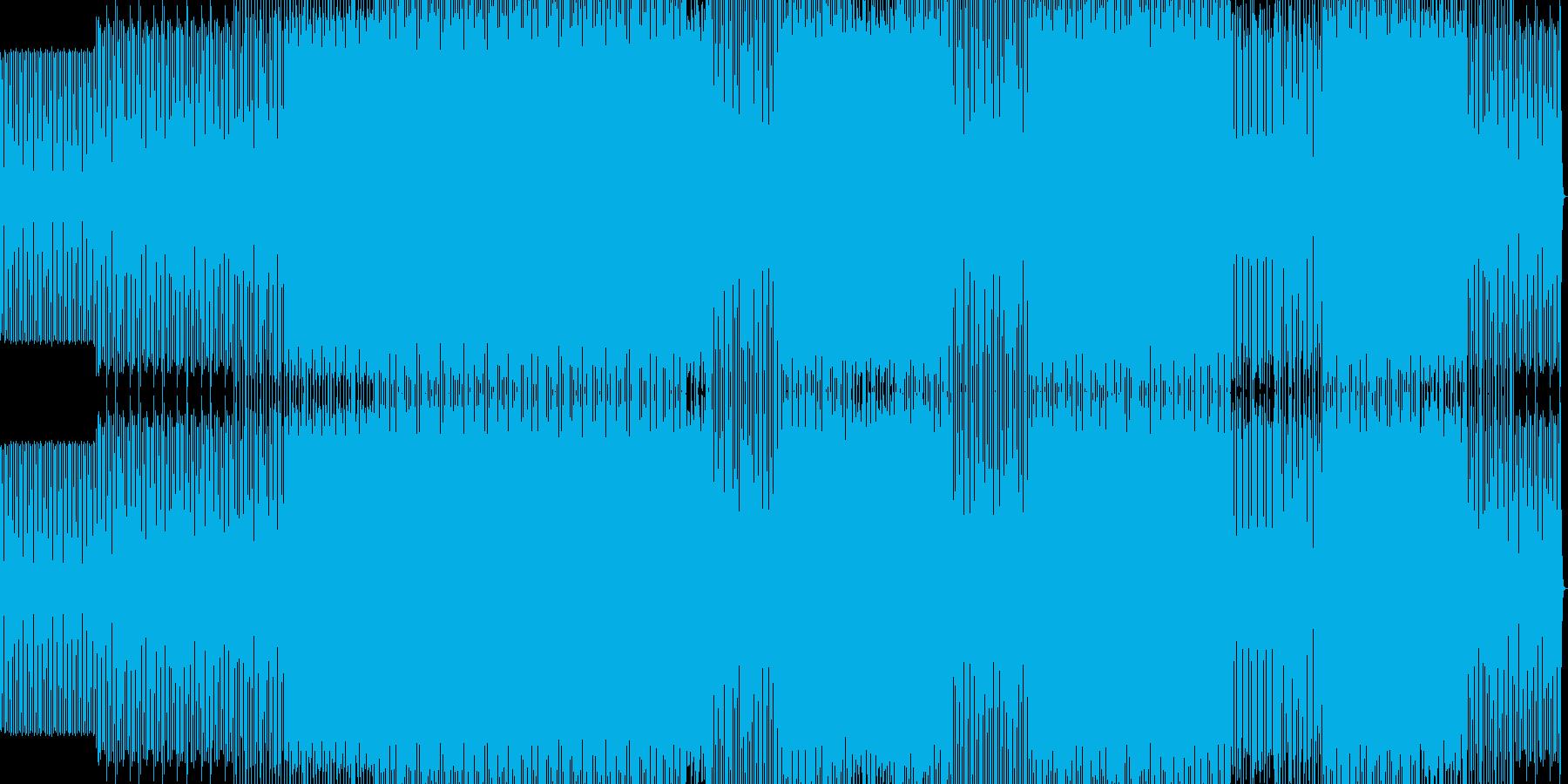 minimal house 6 の再生済みの波形