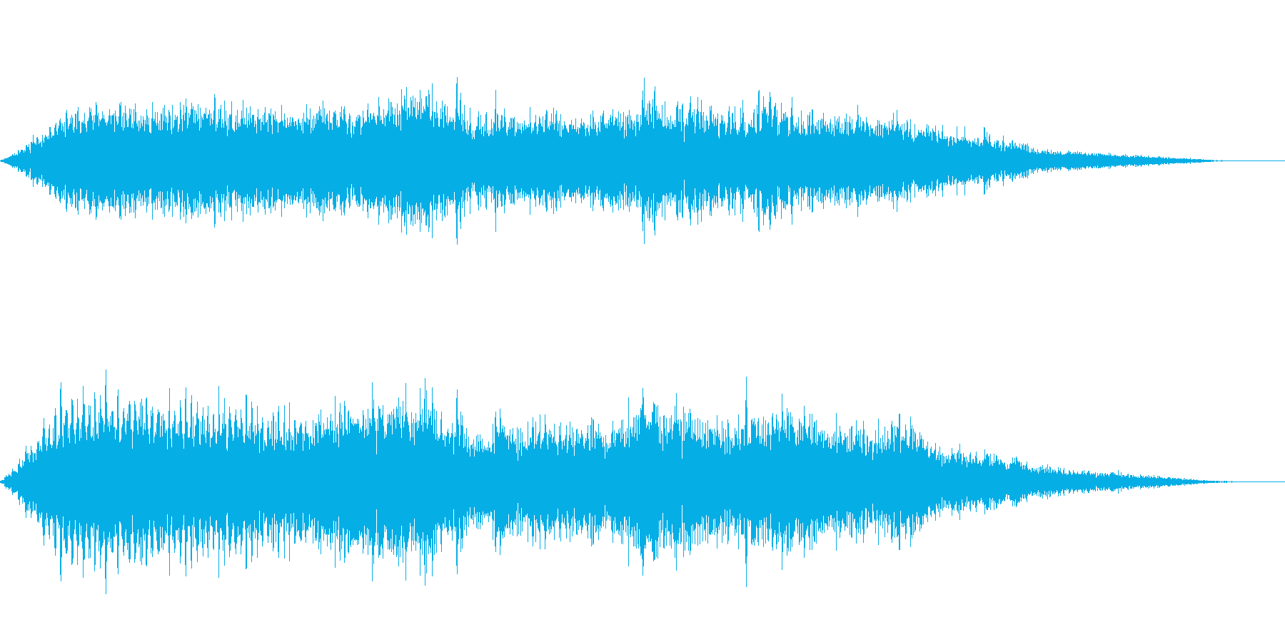 50ccのバイク カブのエンジン音 02の再生済みの波形