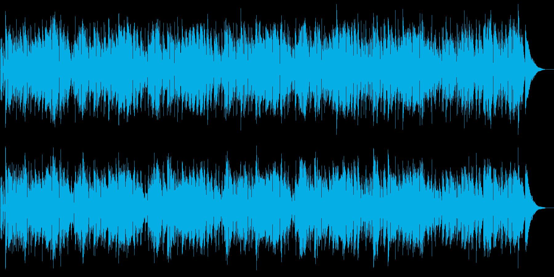 Aloha Ka Maniniの再生済みの波形