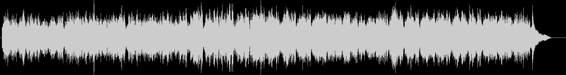 アベマリアをピアノとシンセボイスでの未再生の波形