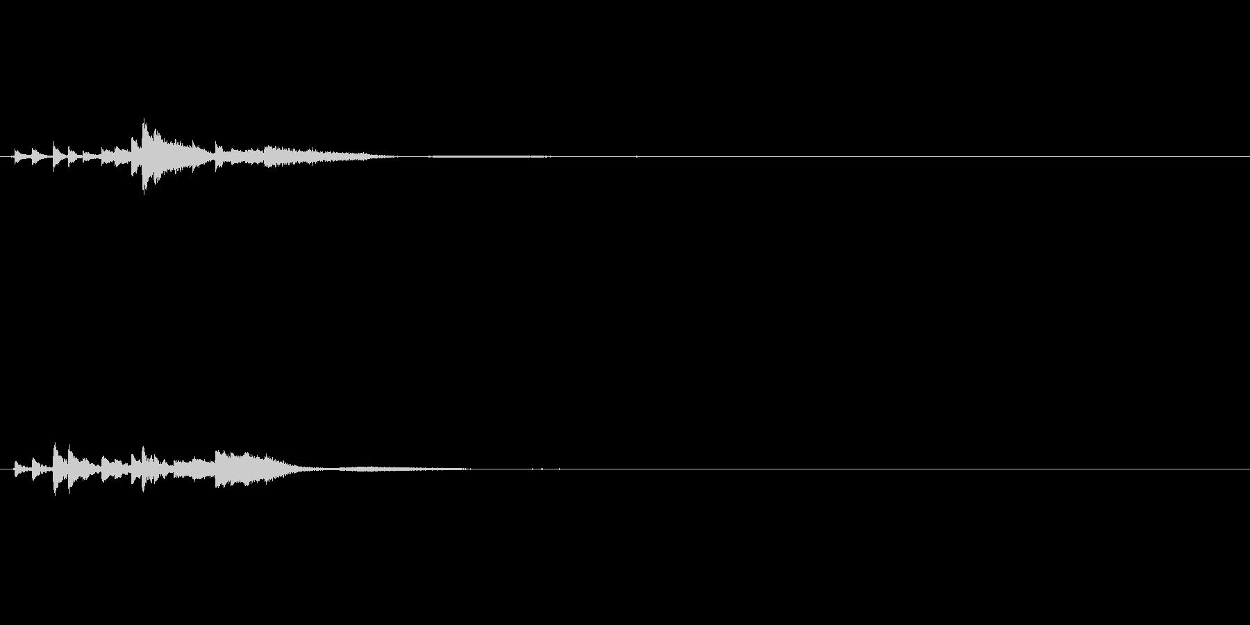 キラキラ系_029の未再生の波形