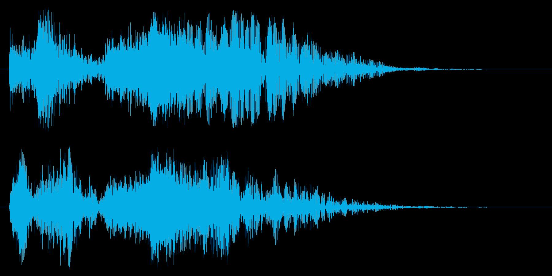 DJ,ラジオ,映像,クリエイター様に!4の再生済みの波形