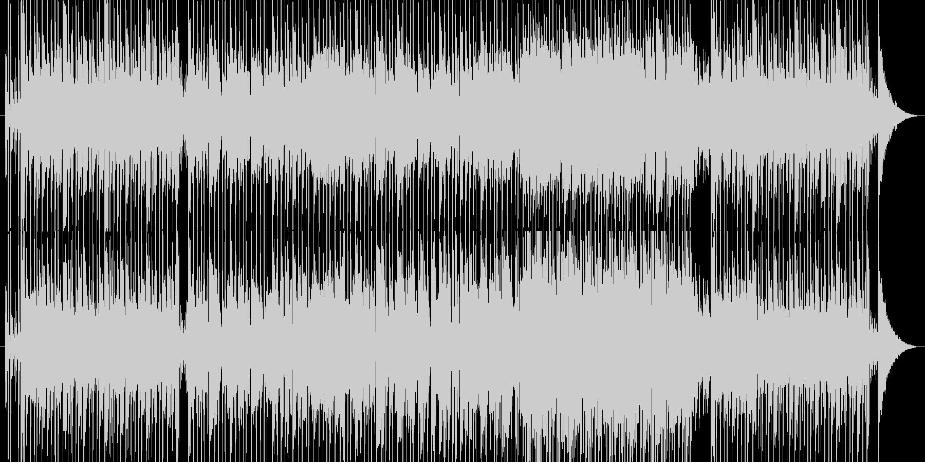 【ポップス ほのぼの系】優しいポップスの未再生の波形