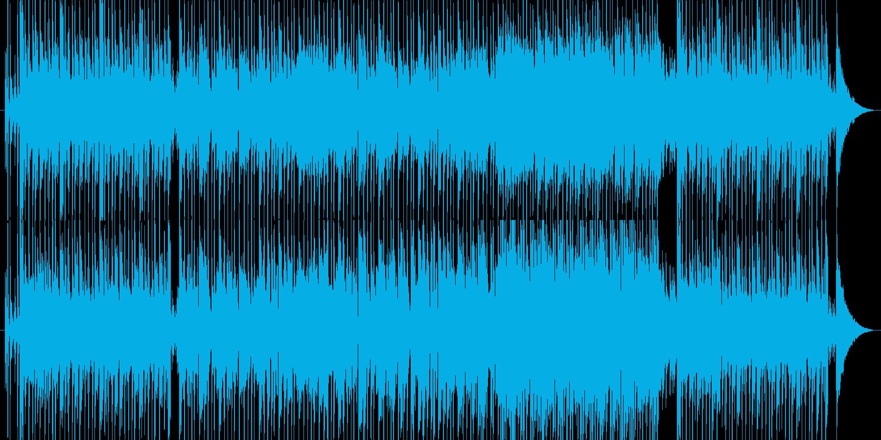 【ポップス ほのぼの系】優しいポップスの再生済みの波形