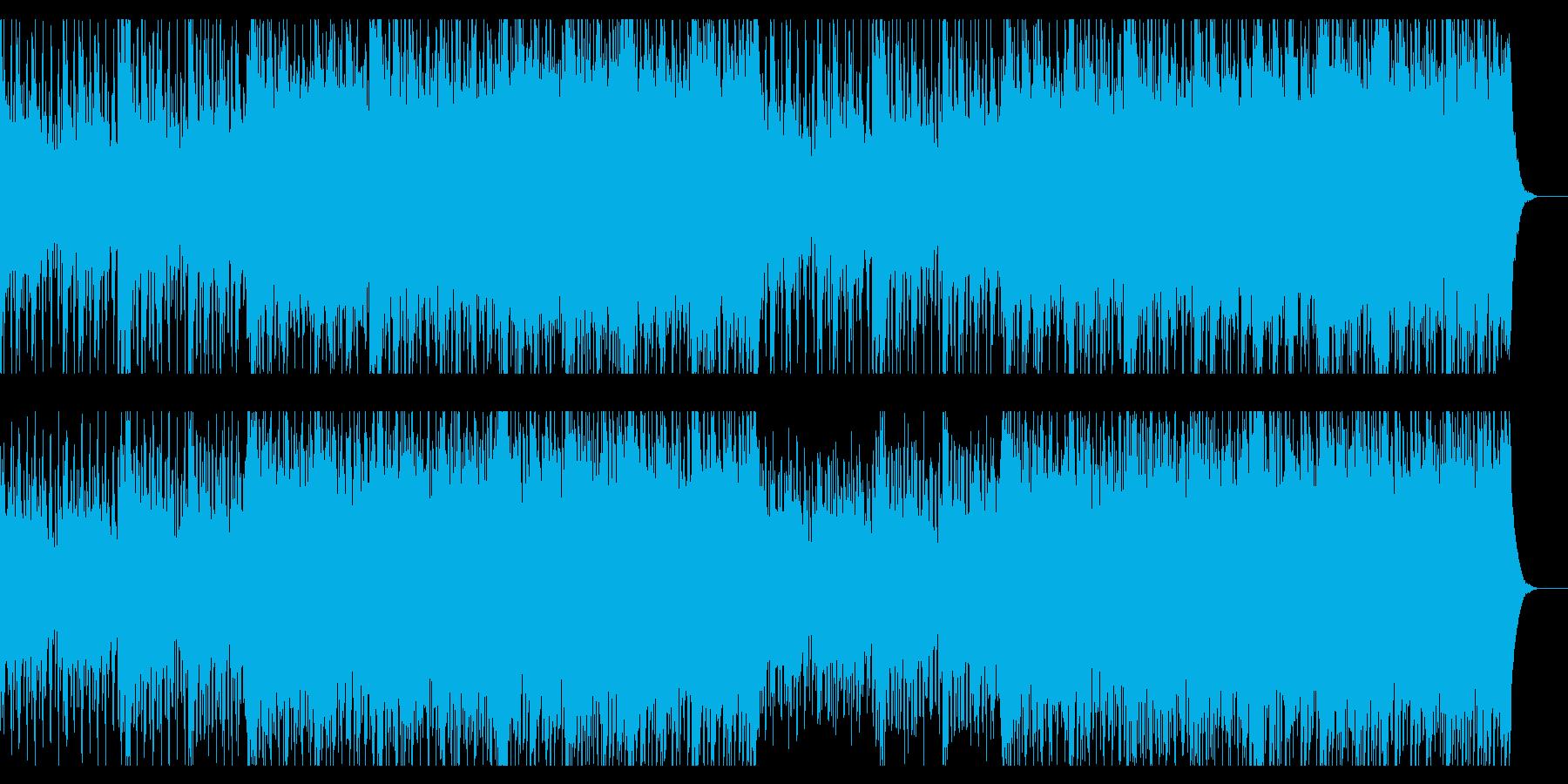 挑戦/クール/CM/企業VP/プロダクトの再生済みの波形