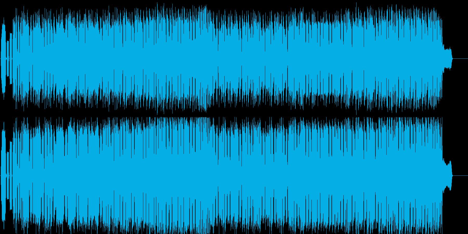 あやしい 力強い 不安 緊張 機械の再生済みの波形