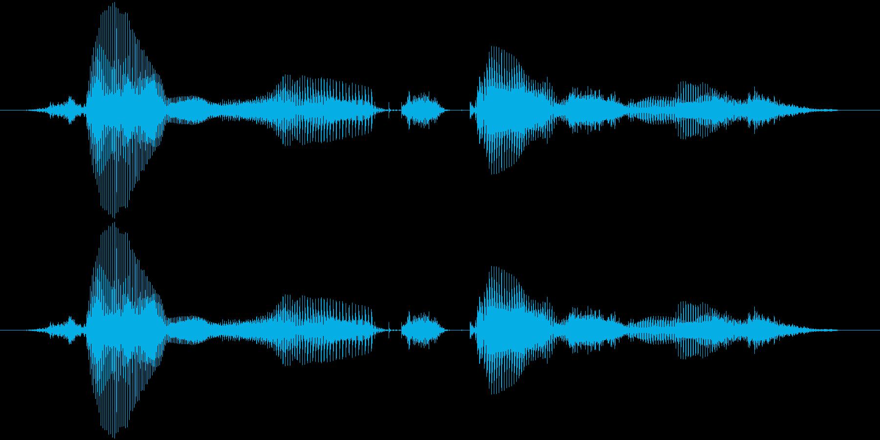 【時報・時間】3時をお伝えしますの再生済みの波形