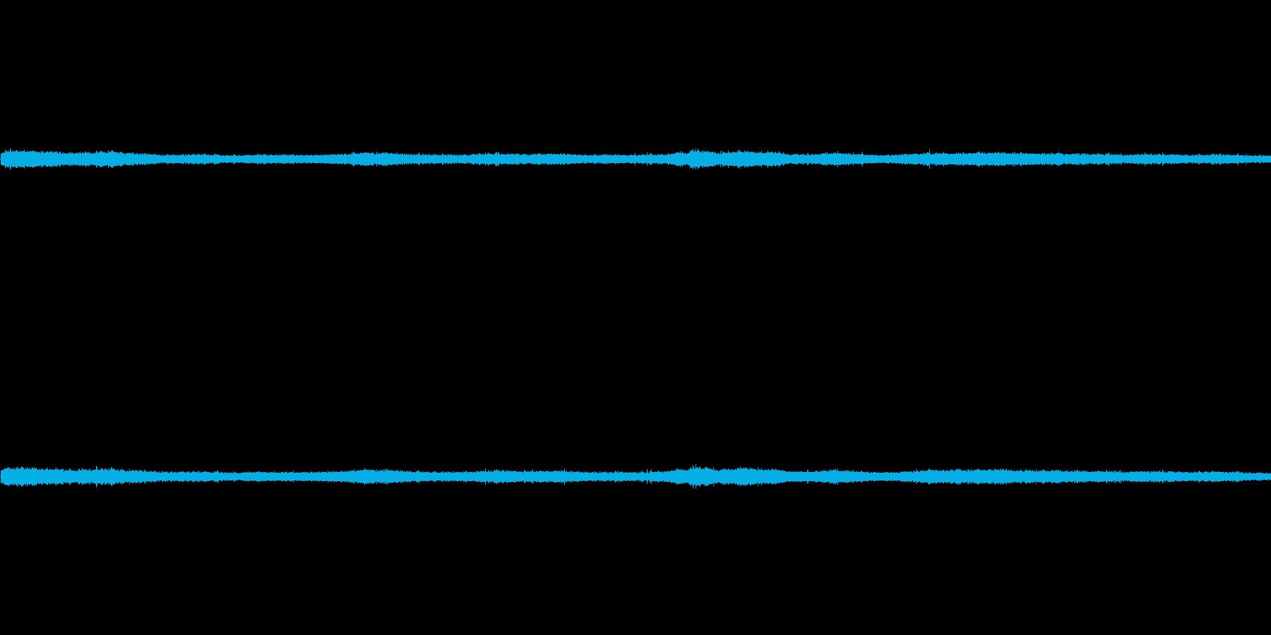 【生音】夏の日の雷雨 - 05 雨の降…の再生済みの波形