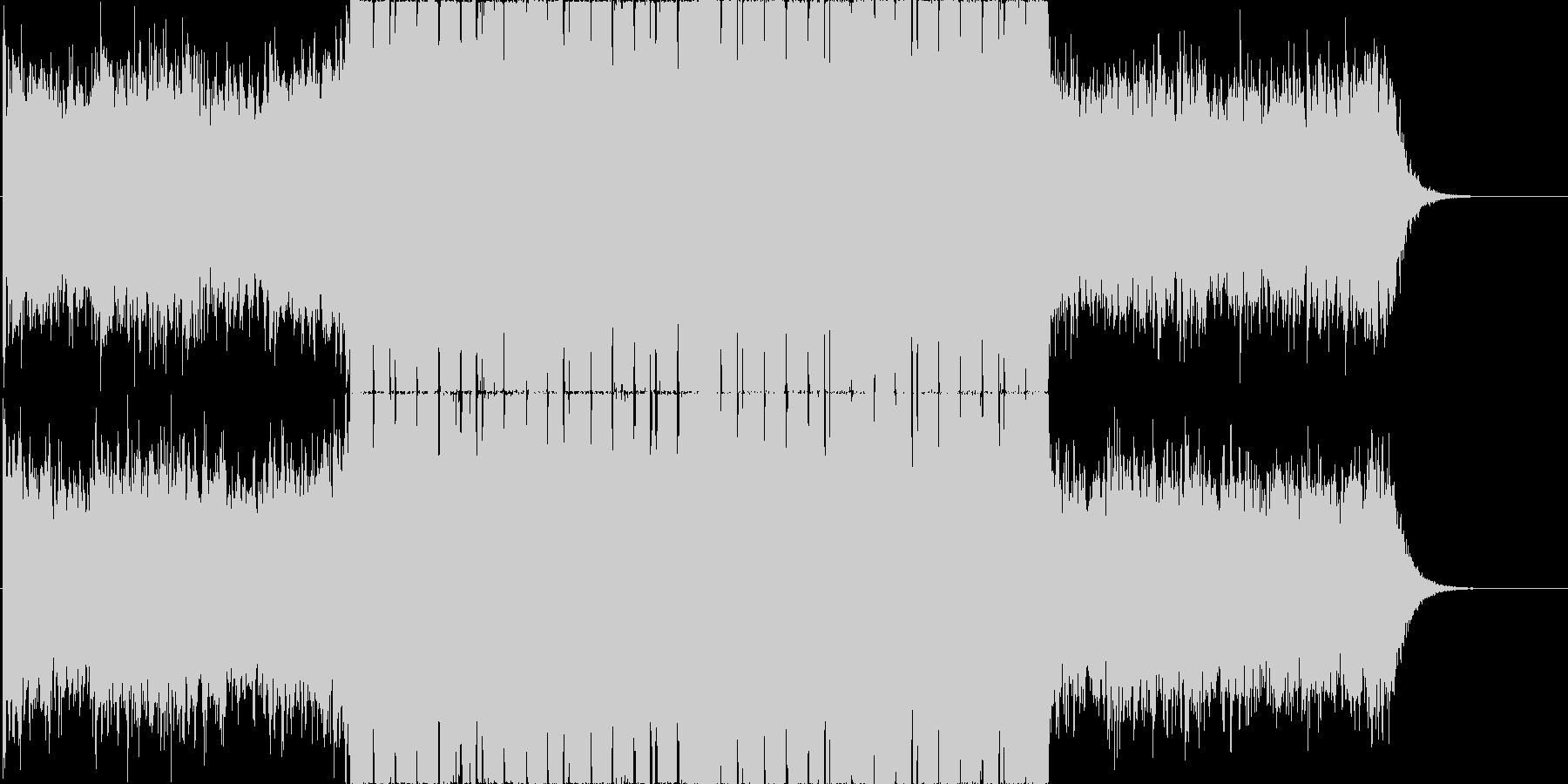 青い共鳴 / ダウンテンポ・チルアウトの未再生の波形