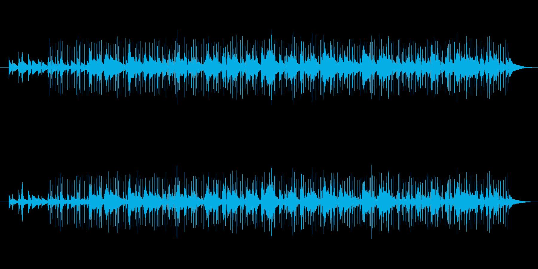 ma-ko song1の再生済みの波形