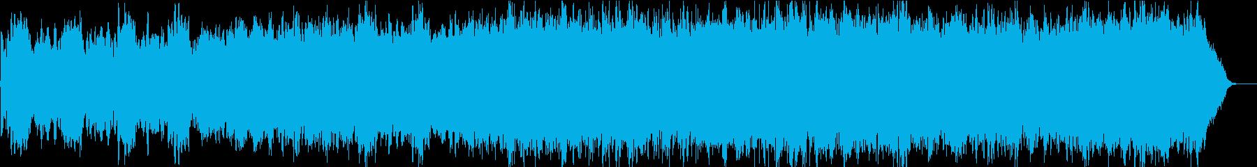 切なさを乗り越える感動オケ3ピアノ弦のみの再生済みの波形