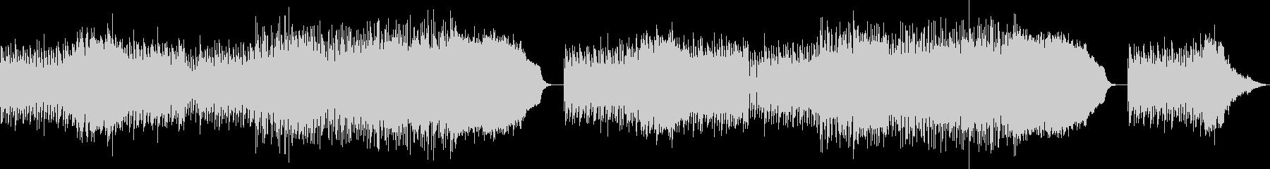 レトロゲーム風BGM(ダンジョン、緊迫)の未再生の波形
