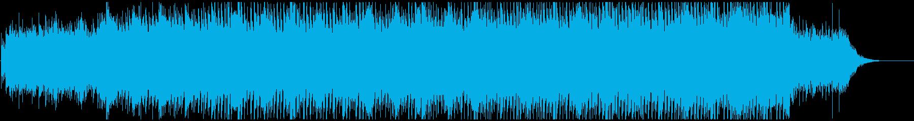 オープニングアクト盛り上げ ソフトロックの再生済みの波形
