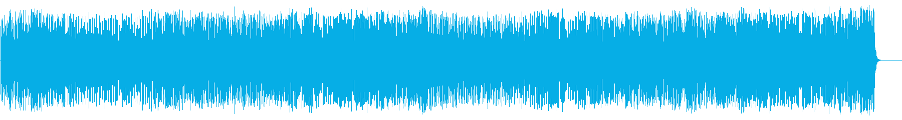 活気あふれるポップ(フルサイズ)の再生済みの波形