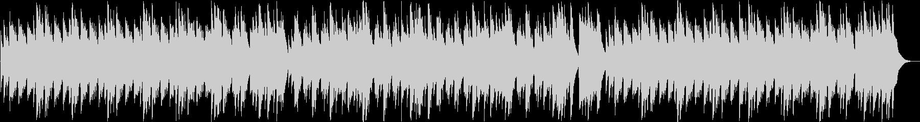 美しき青きドナウ/ヨハン(オルゴール)の未再生の波形