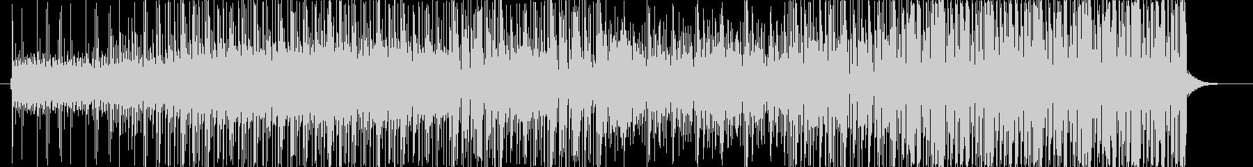 ゲームやドラマ、CMなどで使えるロック曲の未再生の波形