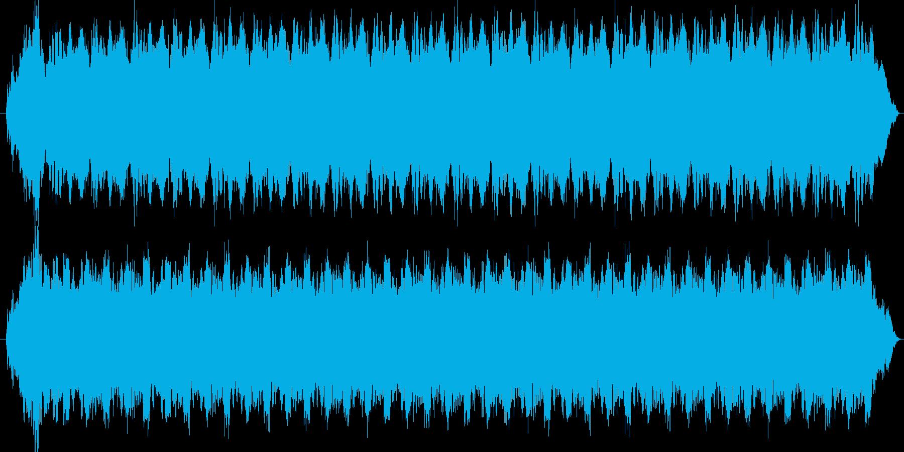 歯医者の嫌な音の再生済みの波形