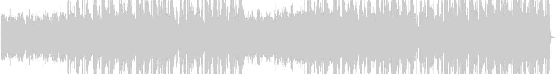 幻想的ファンタジーBGMの未再生の波形