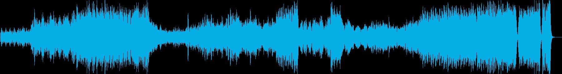 ひいらぎ飾ろう、本格的クラシカル編曲の再生済みの波形