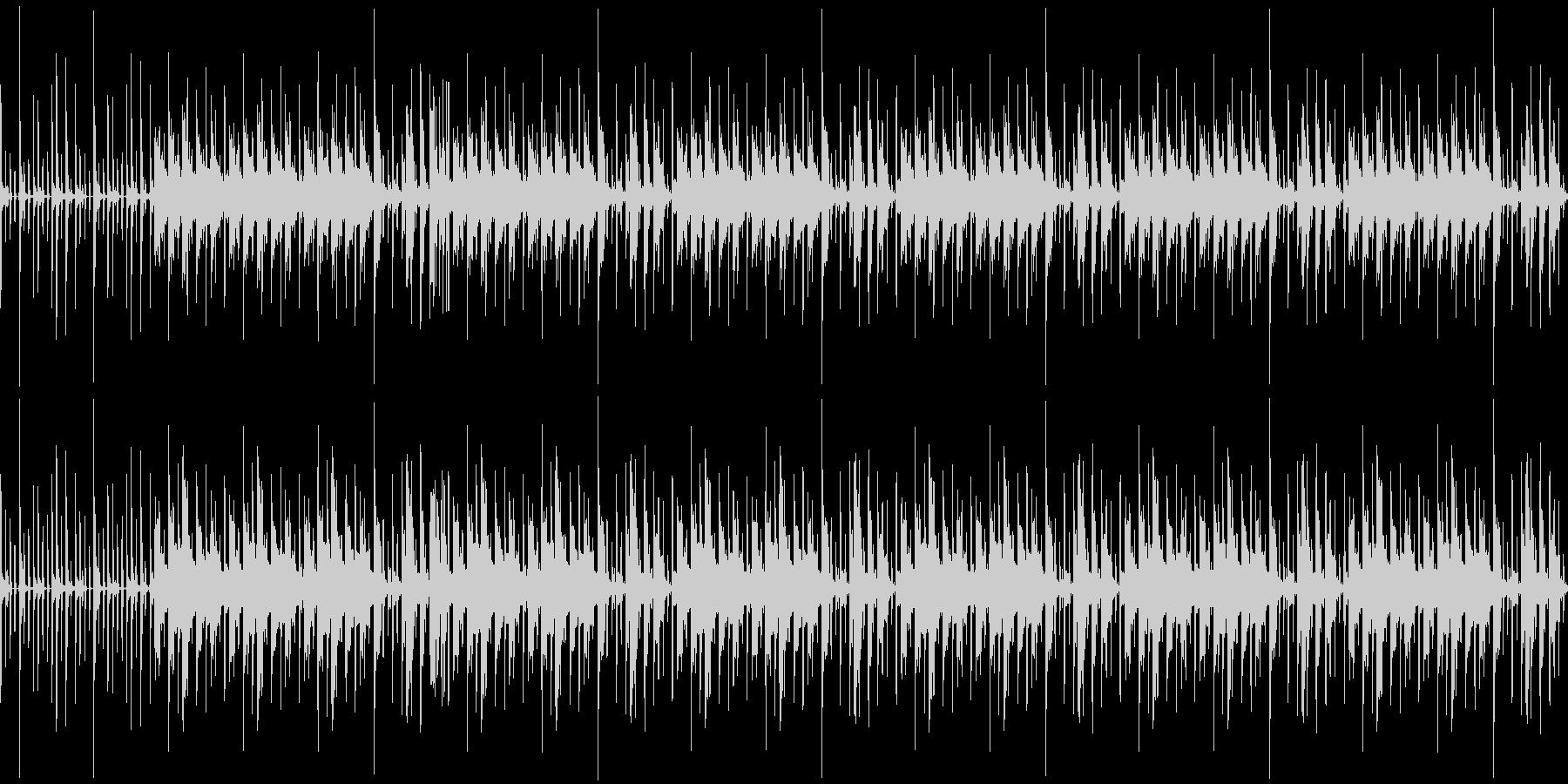 【ダブ・日常系ほのぼのBGM】の未再生の波形