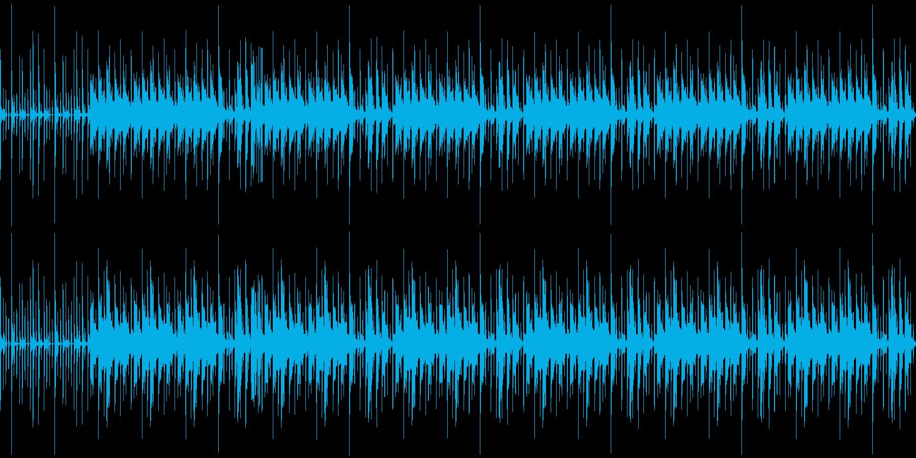 【ダブ・日常系ほのぼのBGM】の再生済みの波形