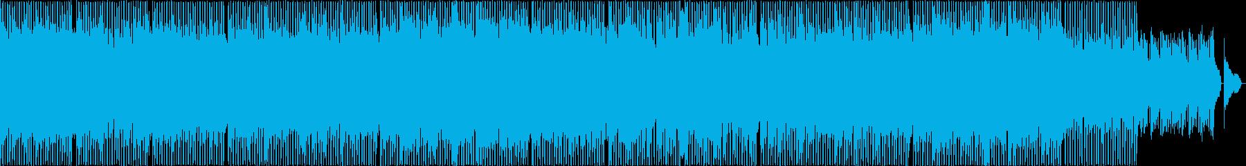超ムード系ハウスの再生済みの波形