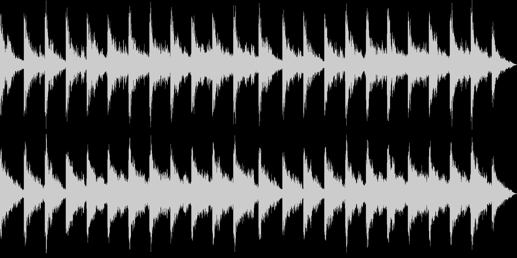 水をイメージしたアンビエントミュージッ…の未再生の波形