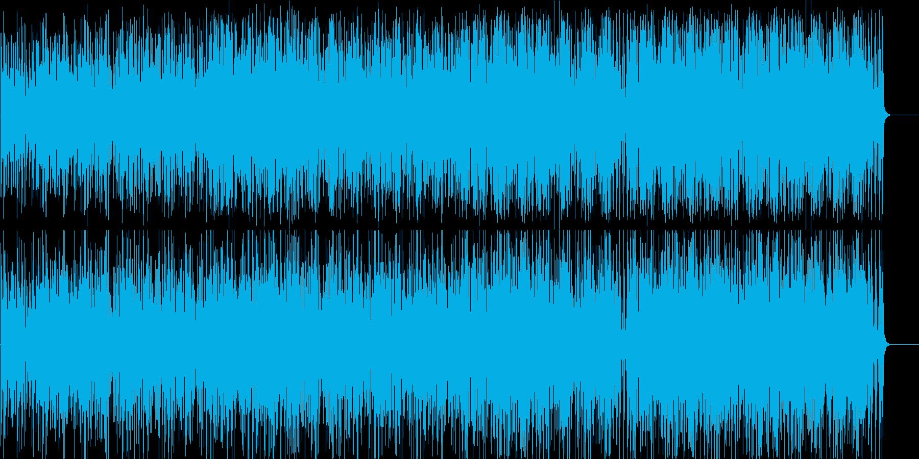 ファンク ワウクラビネット 流行  追跡の再生済みの波形
