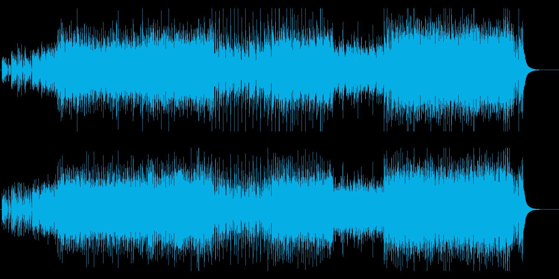 ジングルベル ライトなテクノ カラオケの再生済みの波形
