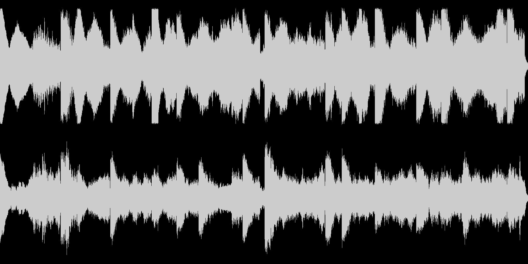 バイオリンのメロディーでノスタルジック…の未再生の波形
