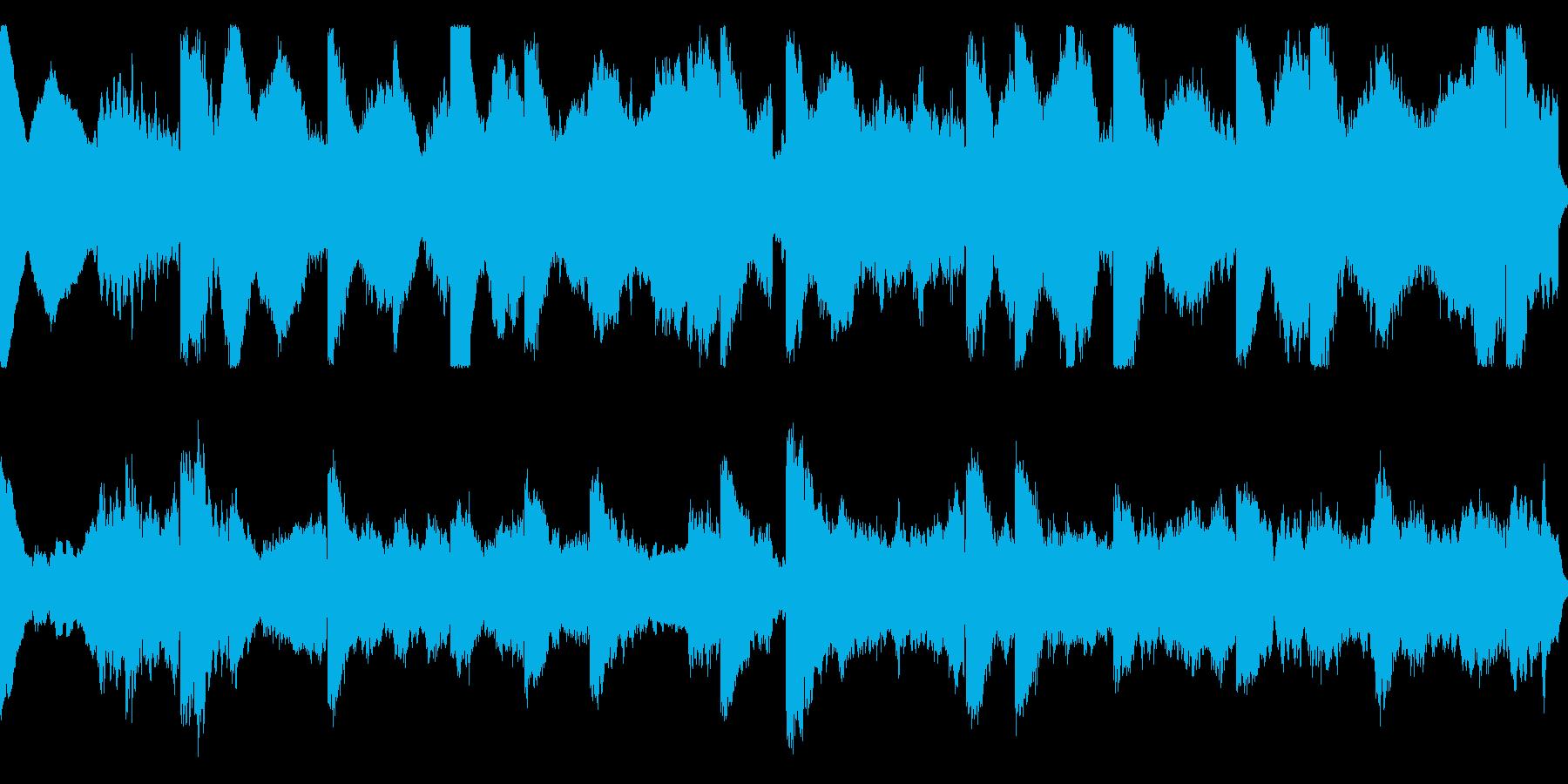 バイオリンのメロディーでノスタルジック…の再生済みの波形