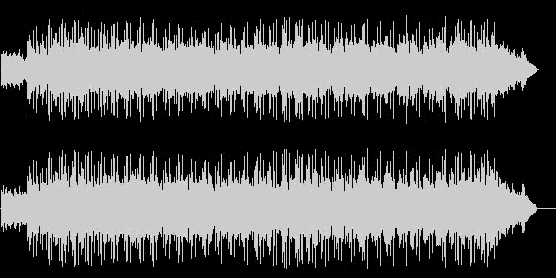 センチメンタルで切なげなポップバラードの未再生の波形