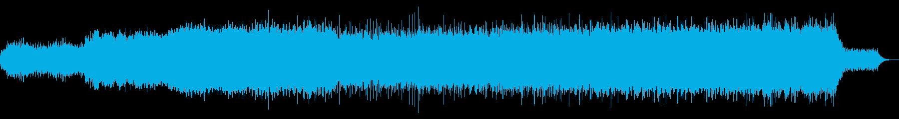 映画音楽、荘厳重厚、映像向け-13の再生済みの波形