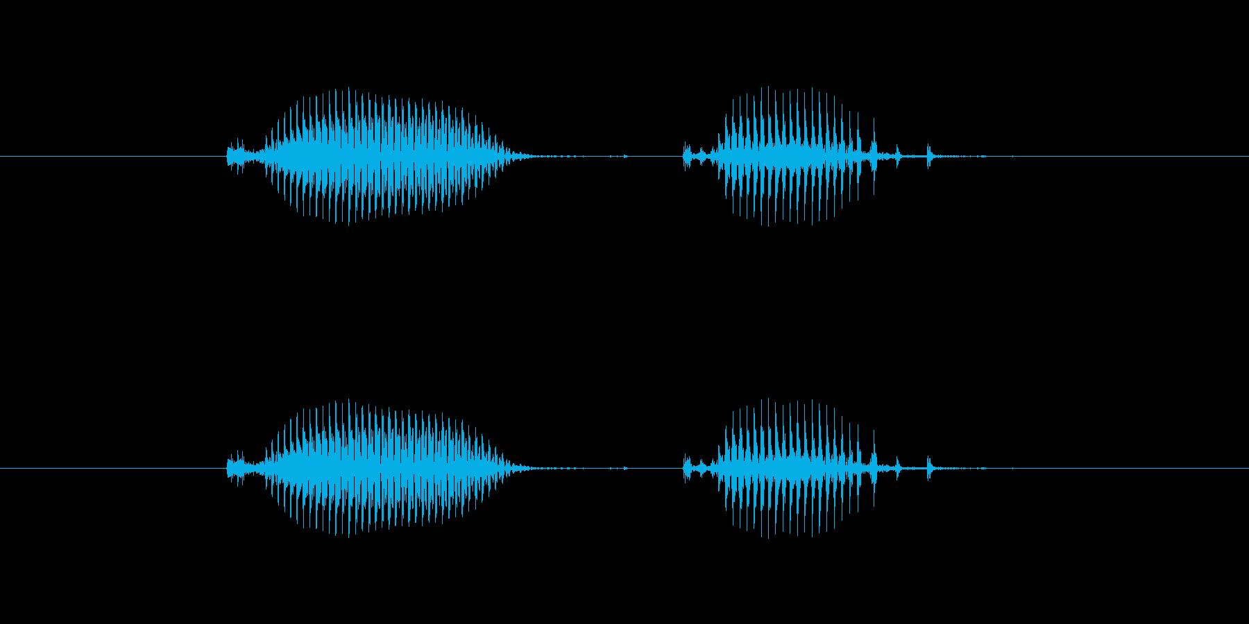【日】10日の再生済みの波形