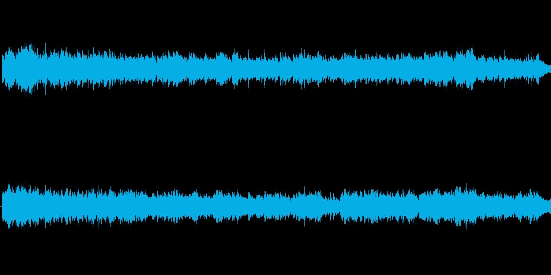 古いオルゴールから流れてくるミステリア…の再生済みの波形