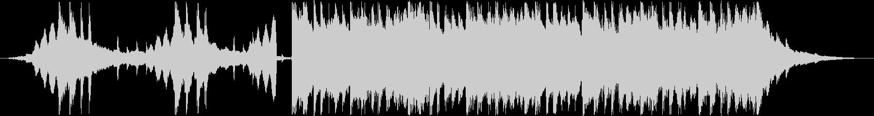 30秒CM用、エレクトロ、スタイリッシュの未再生の波形