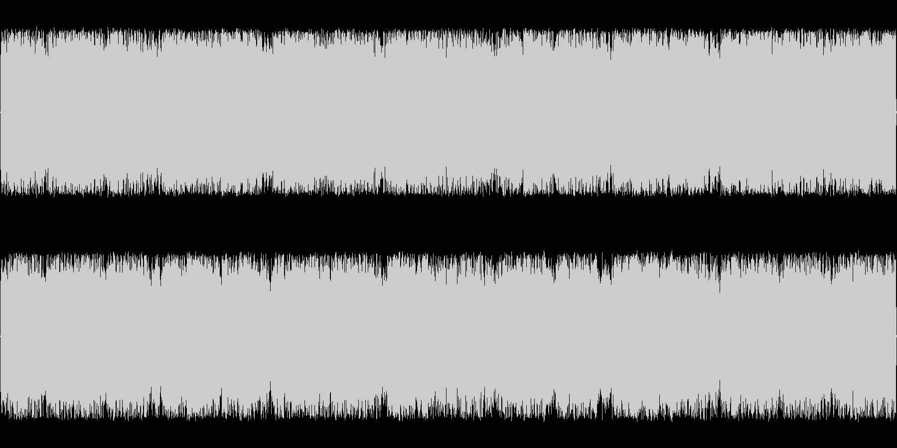 緊迫感のあるギターメタル雑魚キャラ系の…の未再生の波形