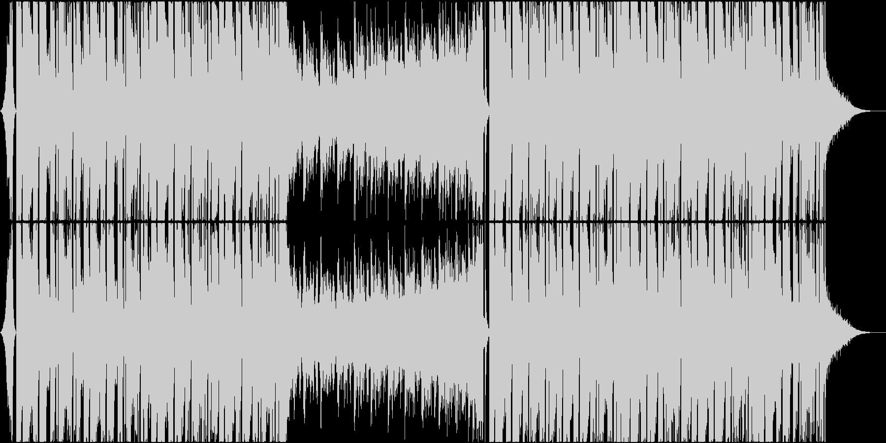 爽やかゆったりめなEDM   の未再生の波形