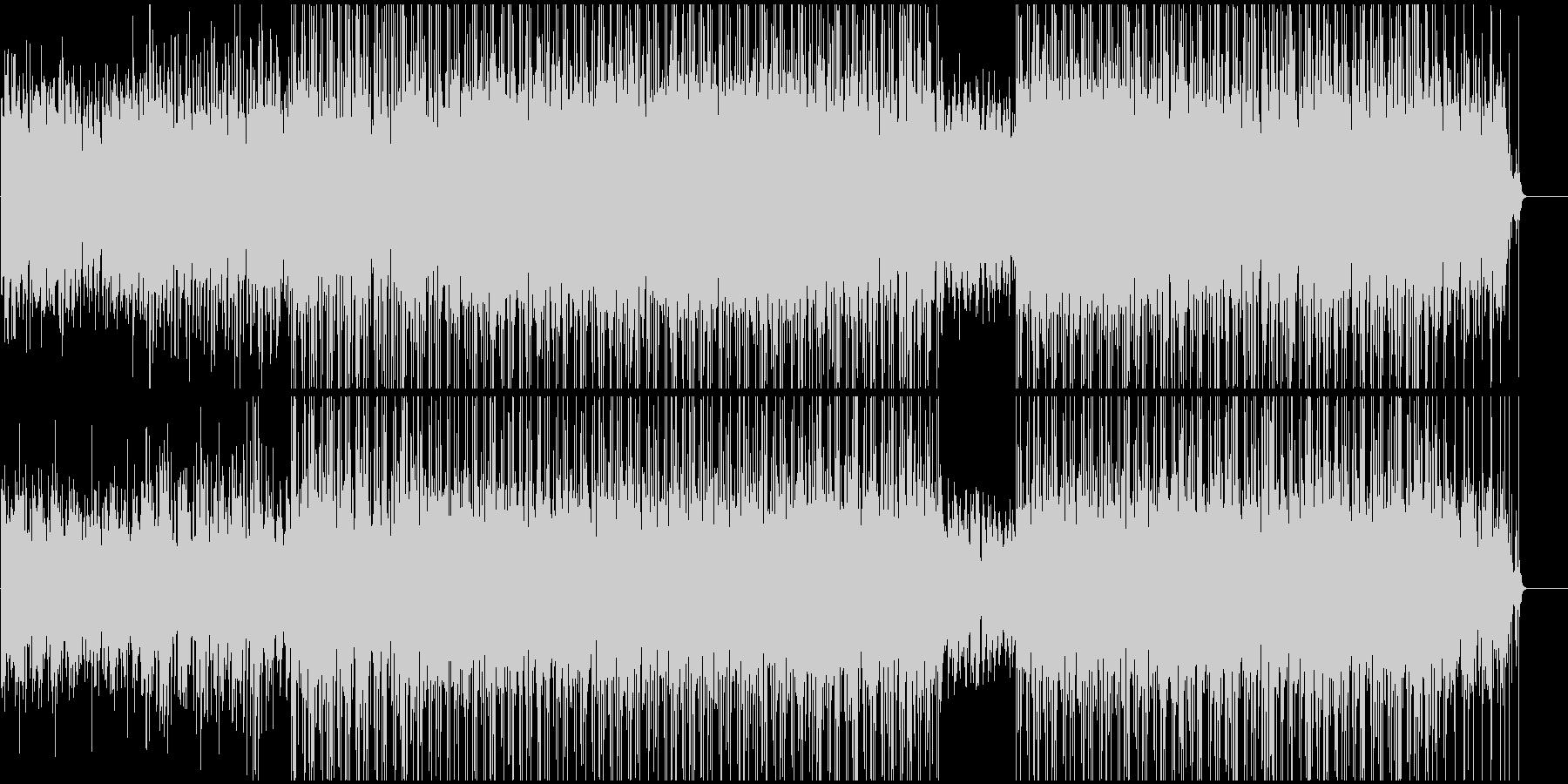 映像BGMアクティブだけど静かで心地よいの未再生の波形