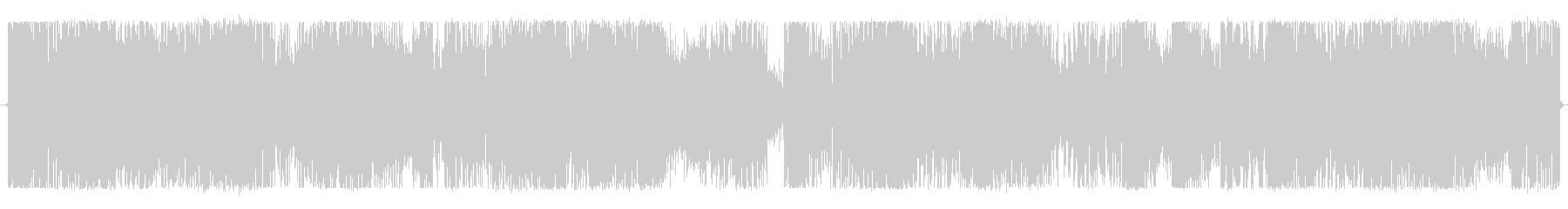 electloloopの未再生の波形
